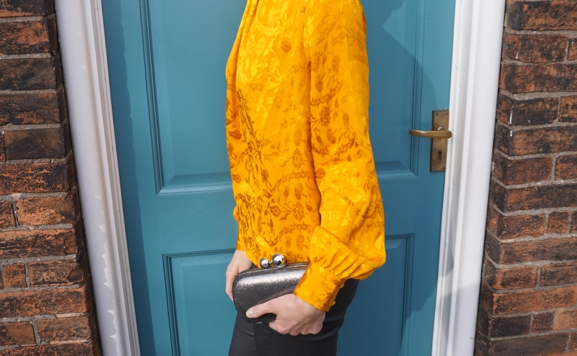 New trends.. yellow
