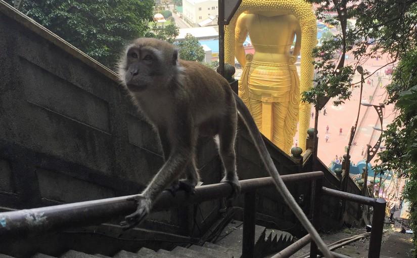 My honeymoon in KualaLumpur