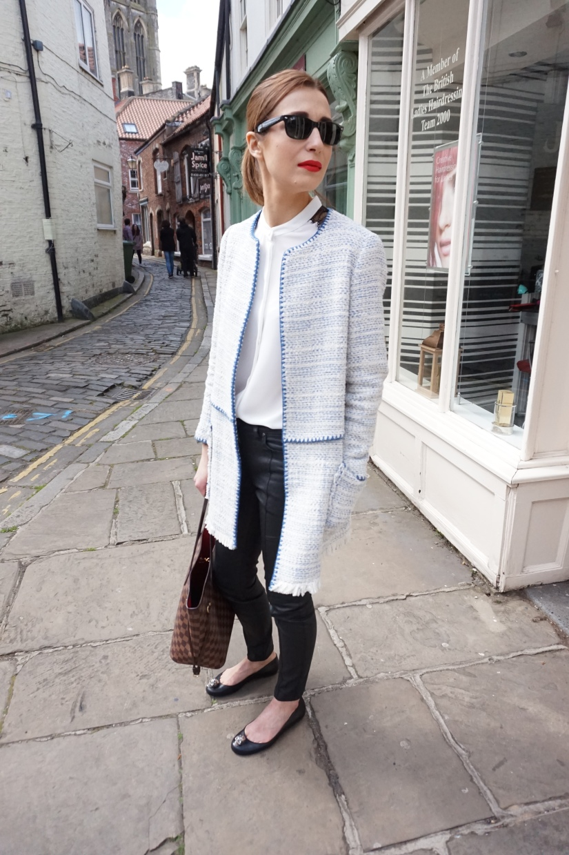 What I wore Sunday… day to night outfit!