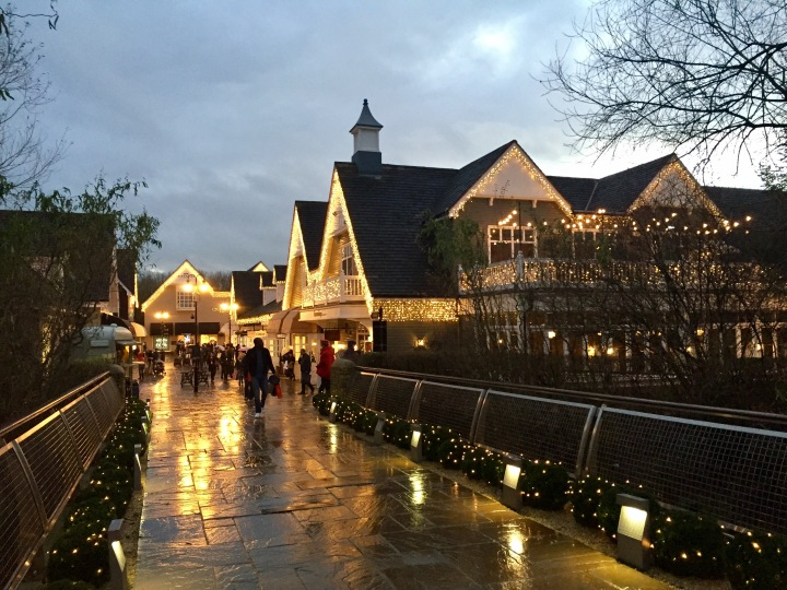 Discount shopping anybody ? … Bicester !