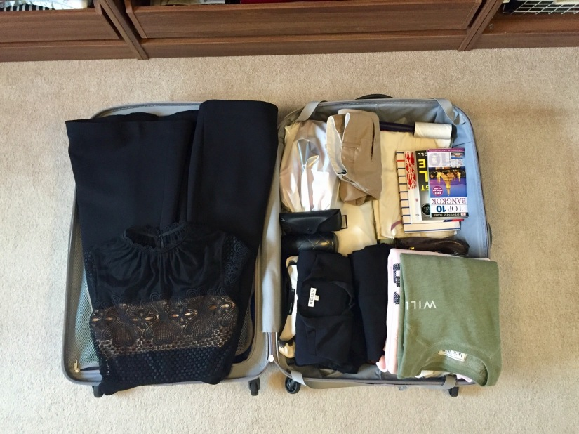 Packing dos anddon'ts