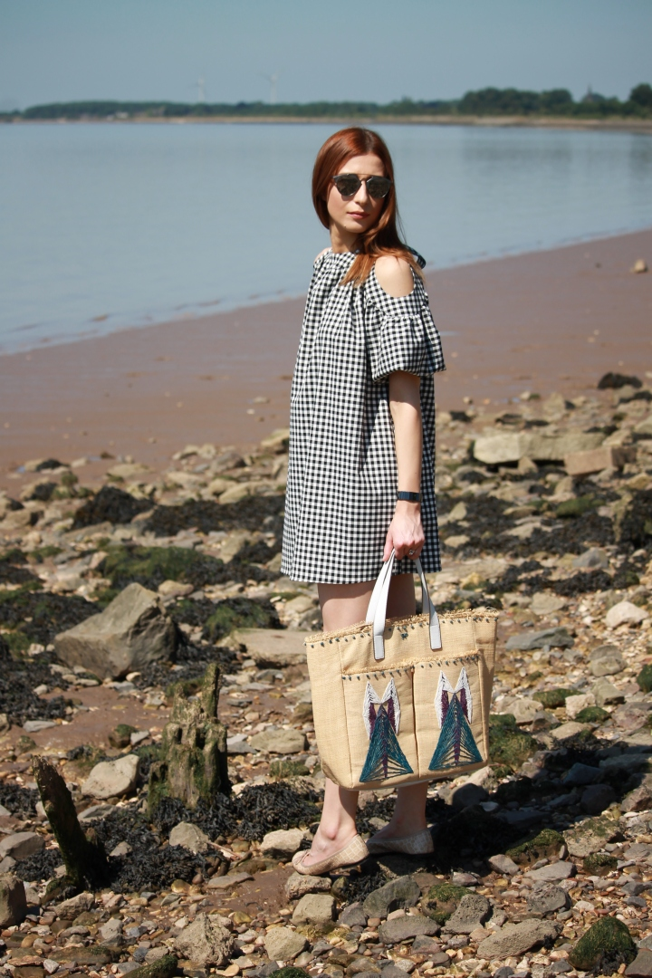 What I wore Sunday… day on a beach