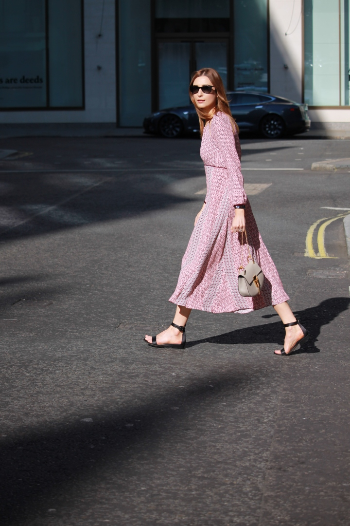 What I wore Sunday… London affair