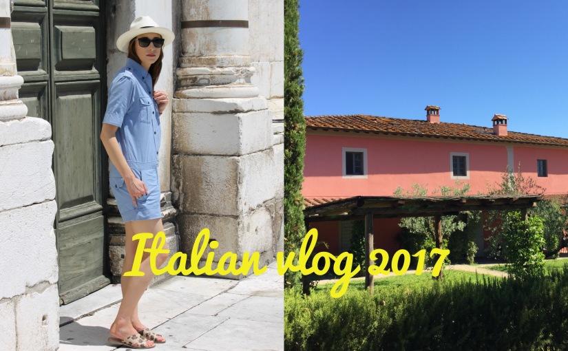 Let's travel to Italyagain…