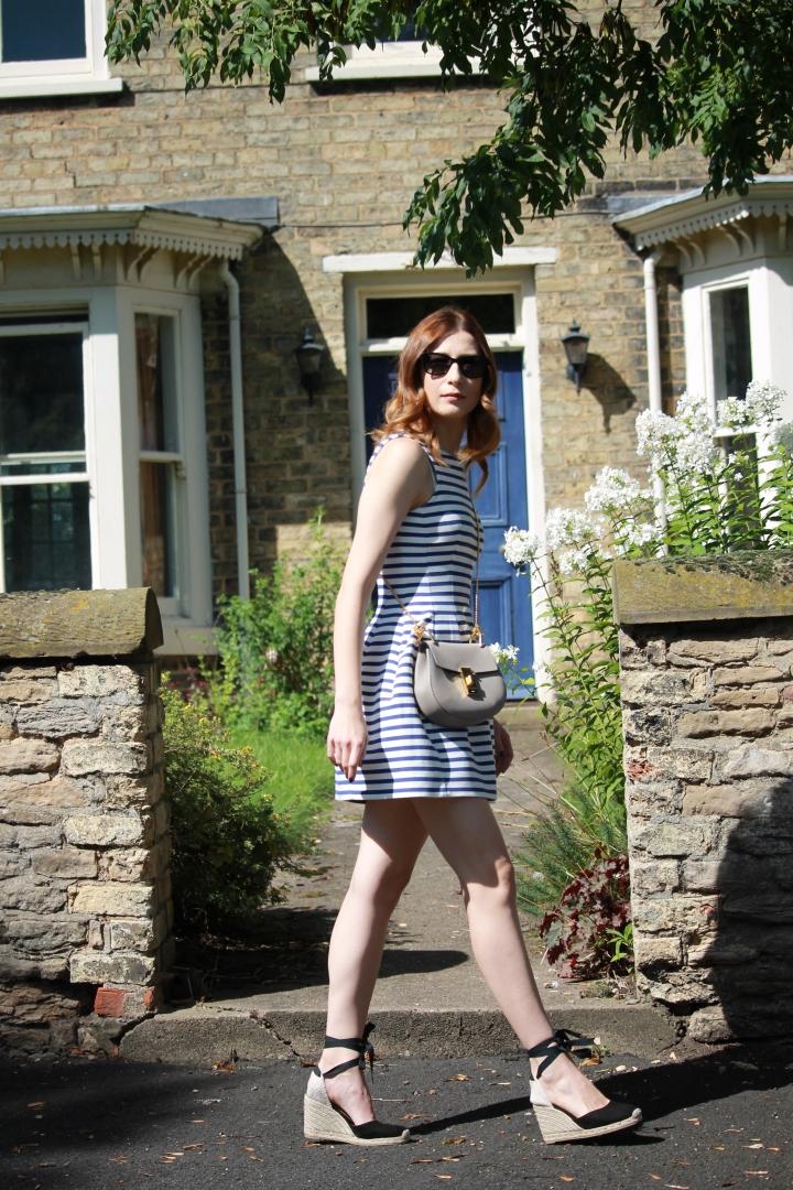 What I wore Sunday… country life is never boring
