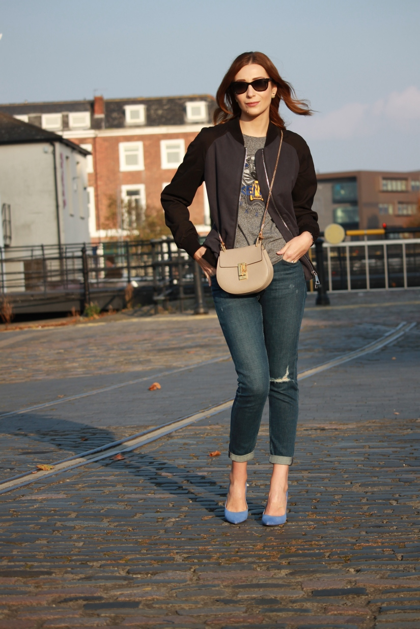 What I wore Sunday… the warmest day inOctober