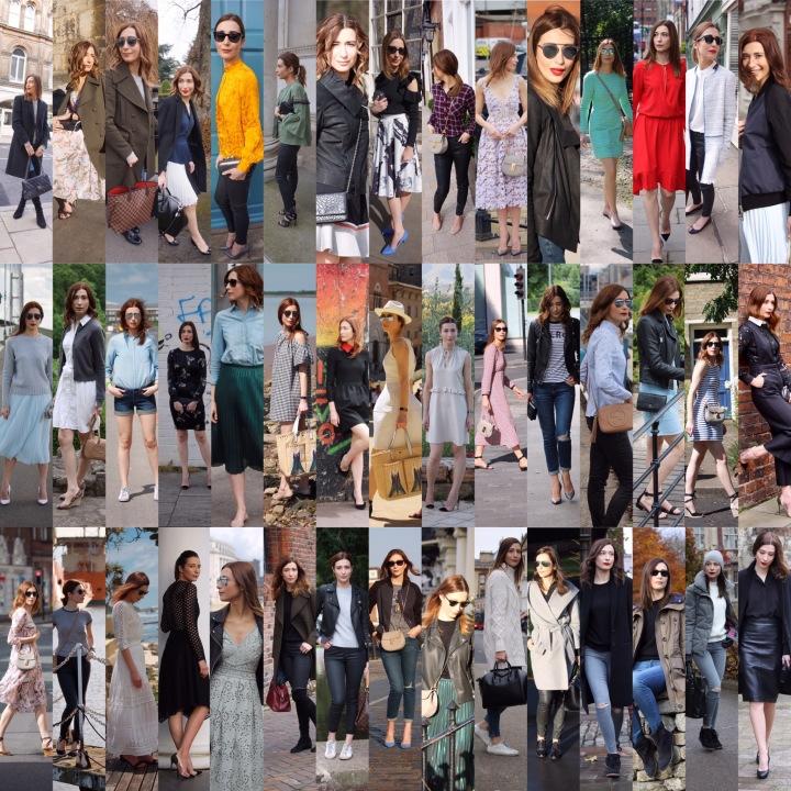 What I wore Sunday…2017