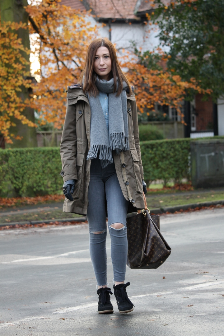 What I wore Sunday… last weekend of Autumn