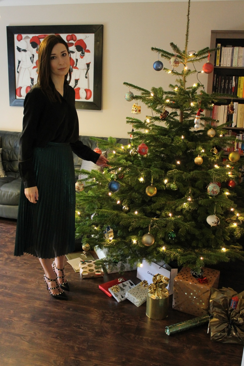 What I wore Sunday… a very Merry Christmas