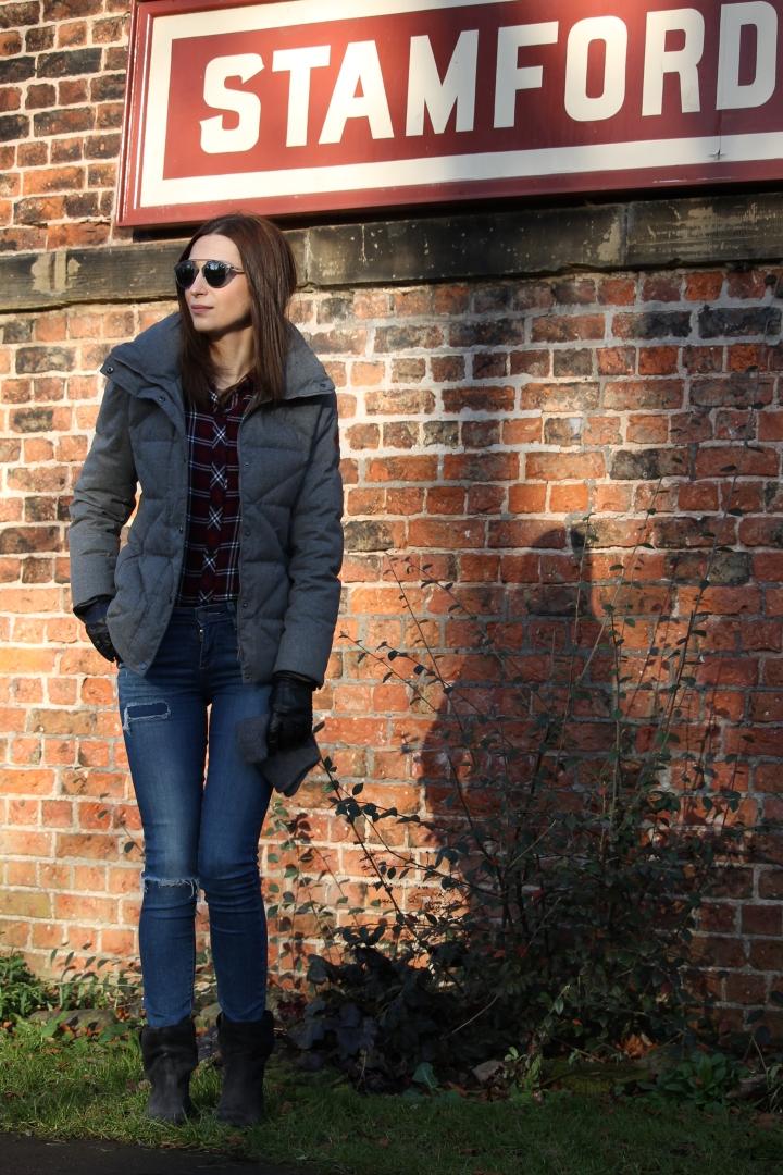 What I wore Sunday… morningwalk