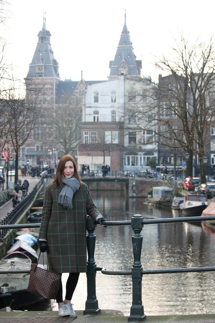 One day inAmsterdam