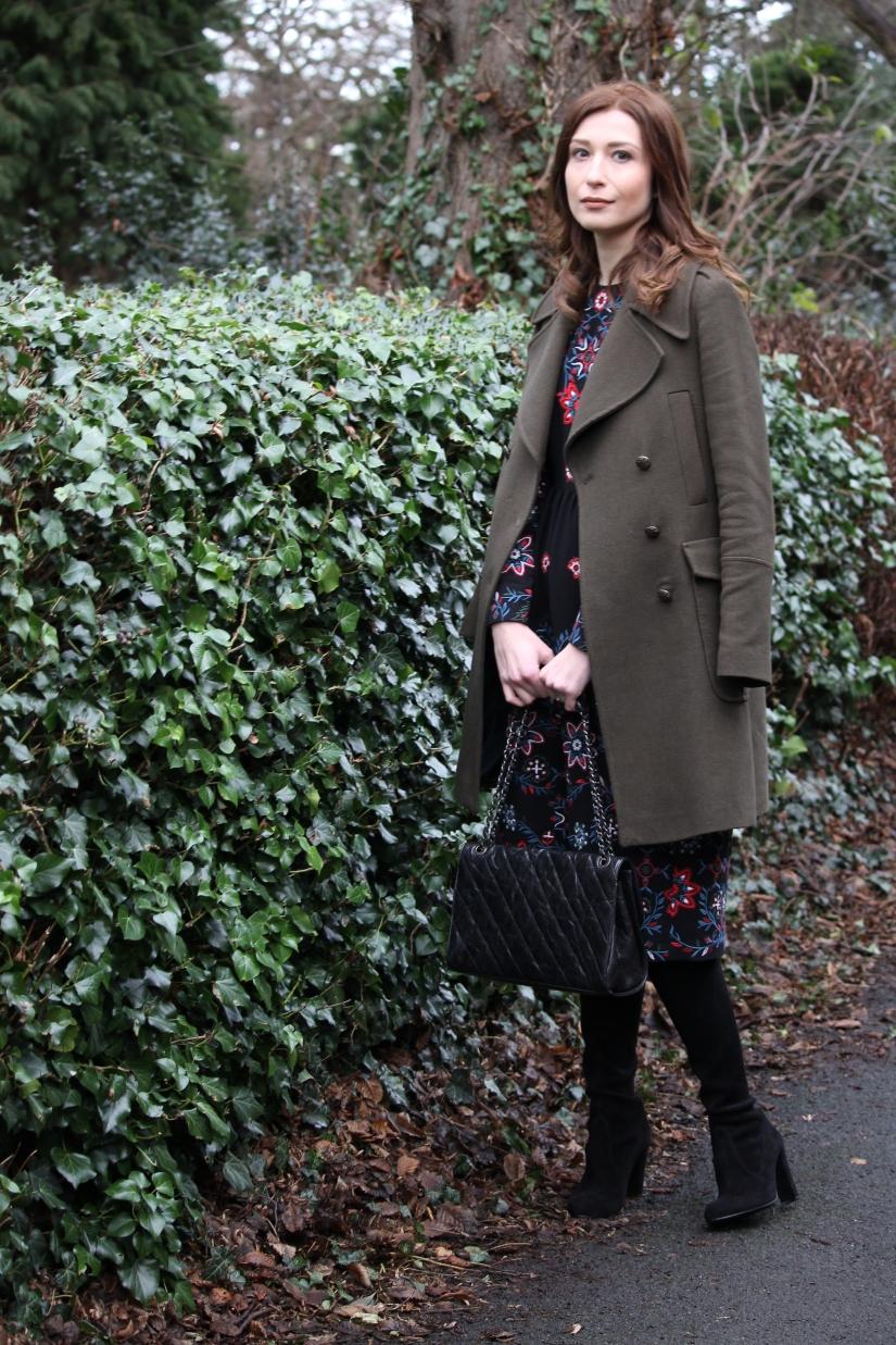 What I wore Sunday… my feminineside