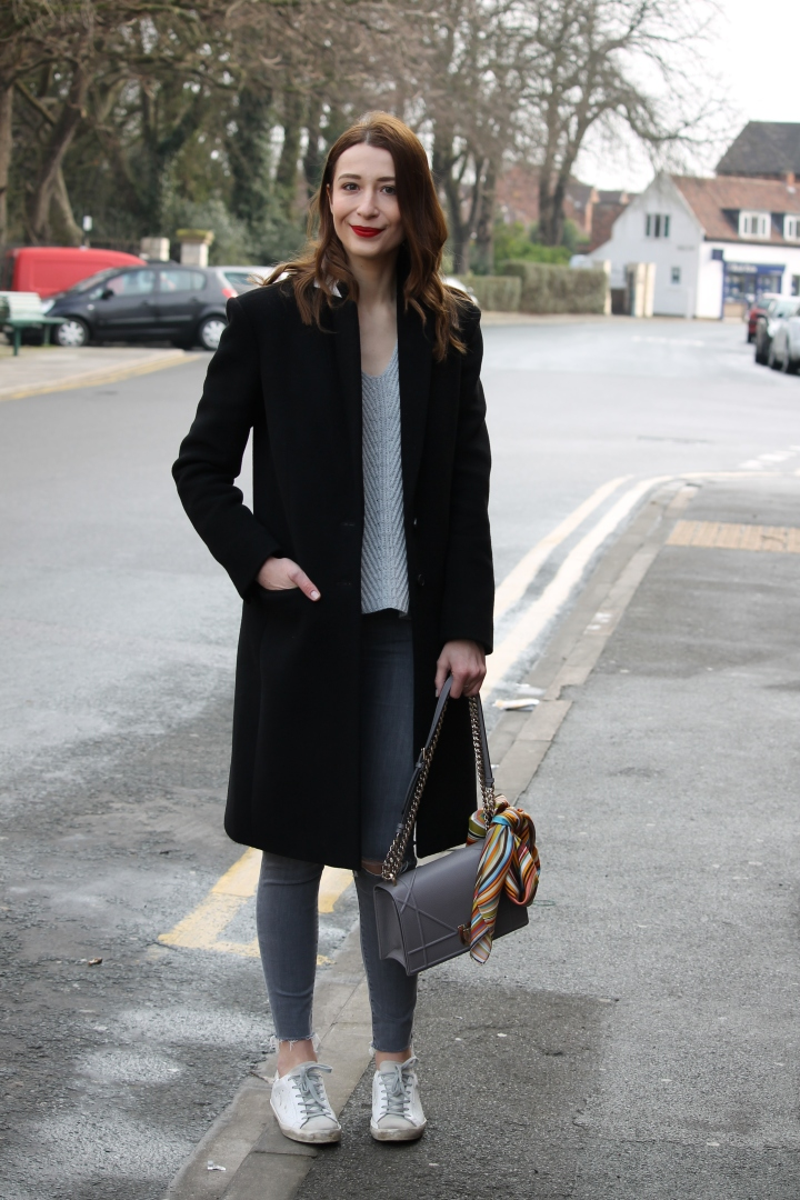 What I wore Sunday… when Spring is just round the corner