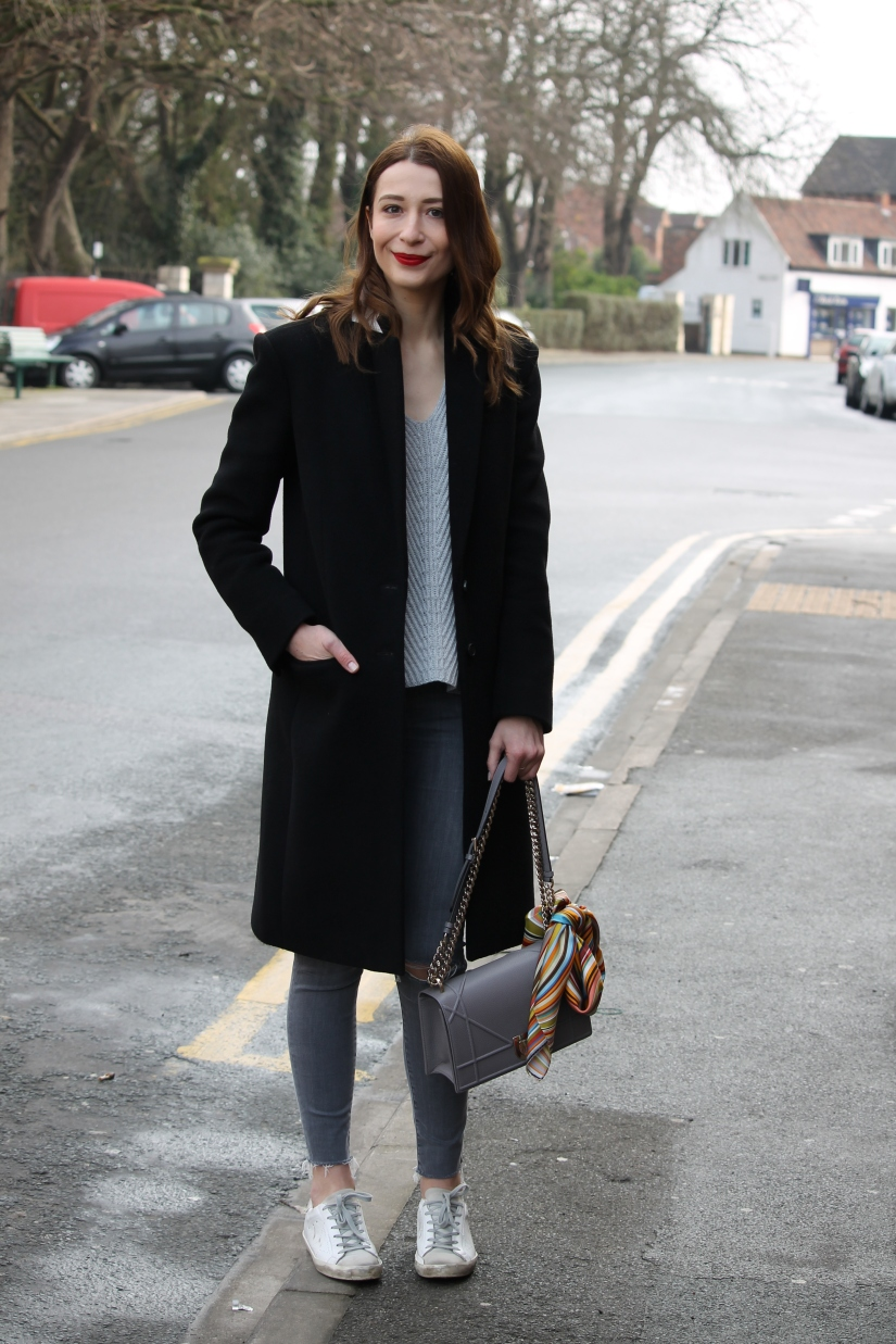 What I wore Sunday… when spring is just round thecorner