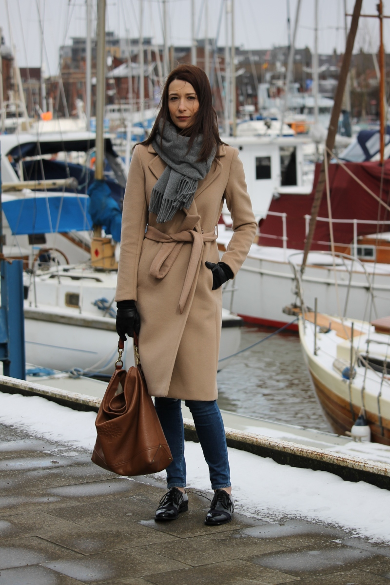 What I wore Sunday... in a search for a perfect camel coat