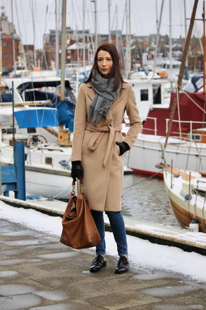 What I wore Sunday… in a search for a perfect camel coat