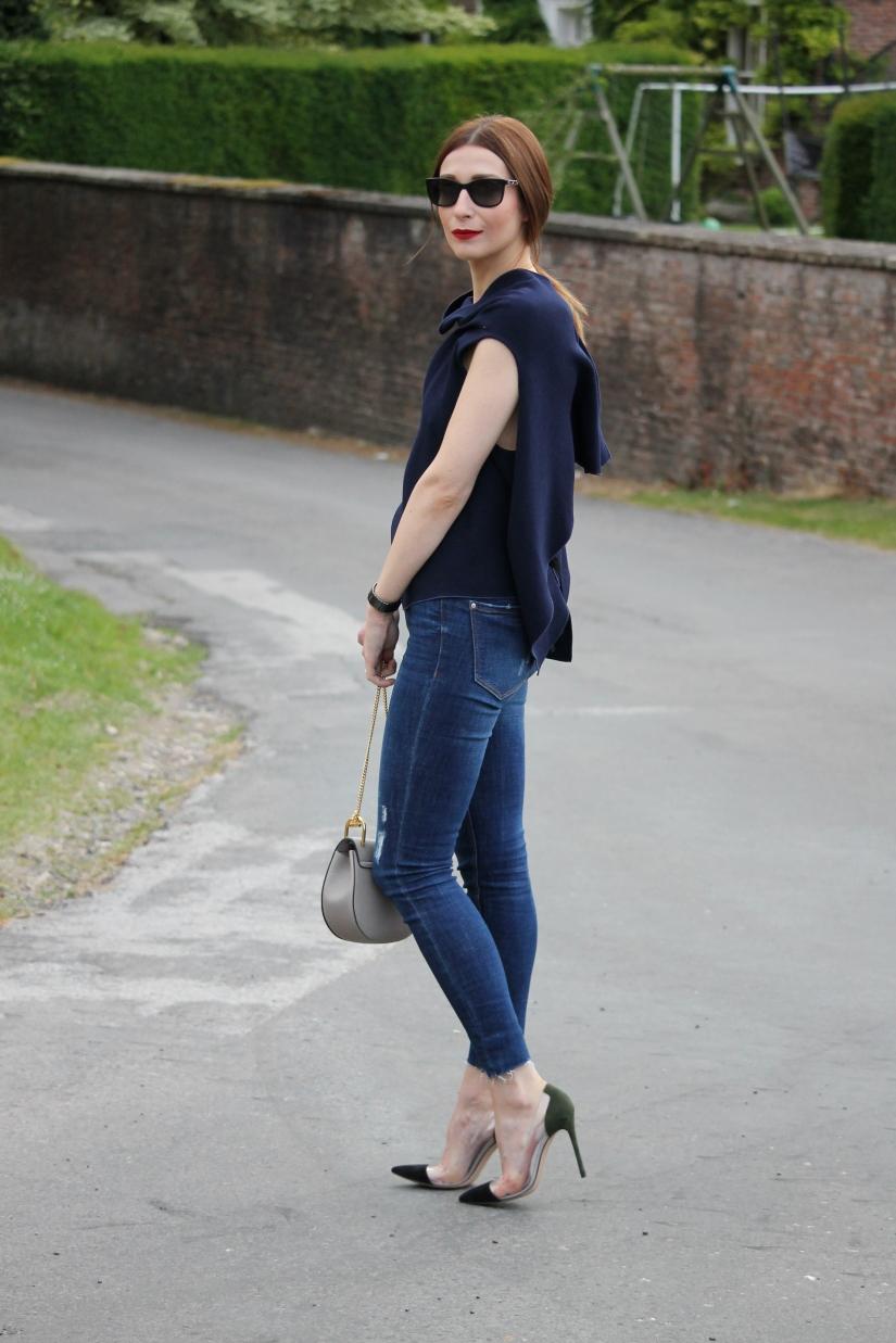 What I wore Sunday… minimum effort, maximumimpact