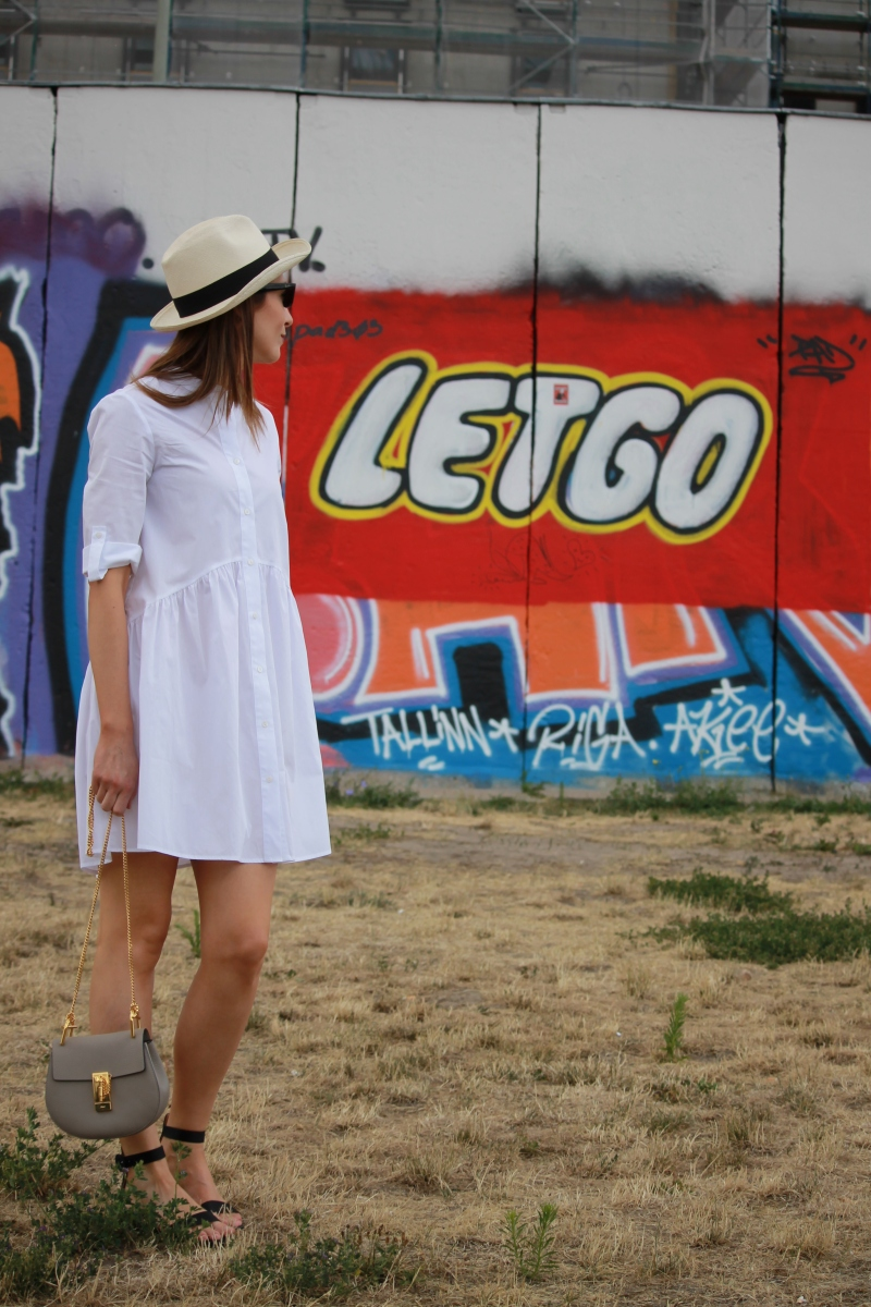 What I wore Sunday... one day in Berlin