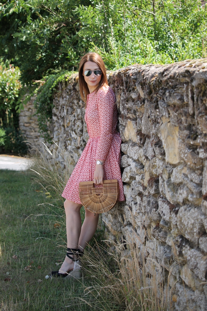 What I wore Sunday… broderieanglaise