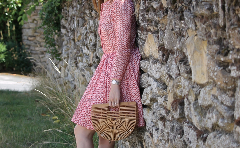 What I wore Sunday… broderie anglaise