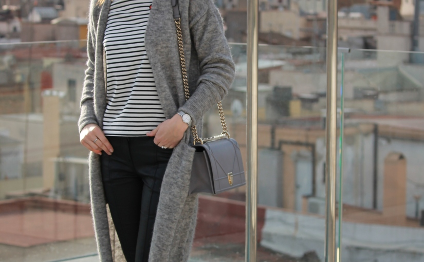 What I wore Sunday… hola Barcelona !!